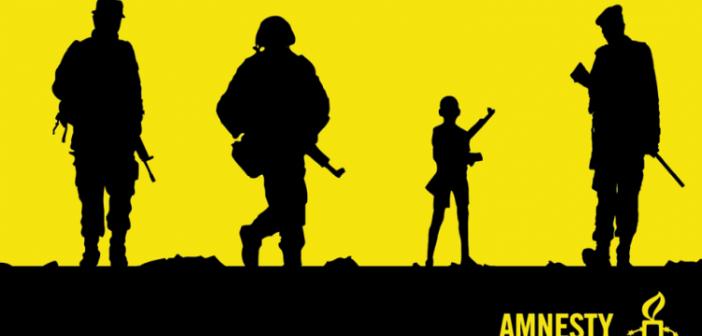 Af Örgütü: Türkiye, Suriye'de 'savaş suçu' işledi