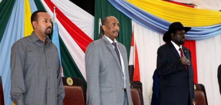 Sudan'da yönetim ile silahlı hareketler barışa hazırlanıyor