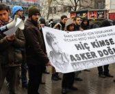 """Vicdani Retçi Furkan Çelik'e """"Halkı Askerlikten Soğutma"""" Davası"""