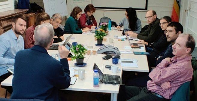 """EBCO (Avrupa Vicdani Ret Ofisi)'nun Bürüksel'deki toplantısında """"Türkiye'de vicdani retçilerin durumu"""" ele alındı"""