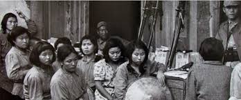 Japonya askerleri, İkinci Dünya Savaşı'nda Güney Koreli kadınlara tecavüz ettiğini kabul etti
