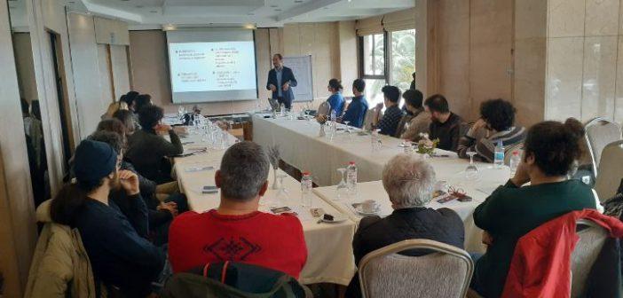 'Vicdani Ret Atölyeleri'nin ilki İzmir'de gerçekleştirildi