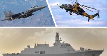 Türkiye'nin dünya silah ihracatındaki payı %86 arttı
