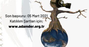 """Karikatür yarışması: """"Militarizmden Arındırılmış Bir Dünya"""""""