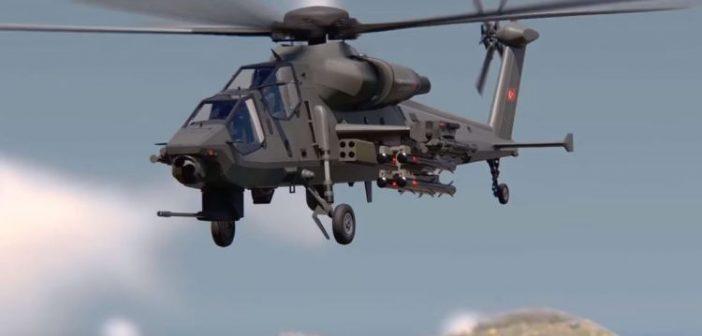 Bir ilk: Emniyet'e askeri tip taarruz helikopteri