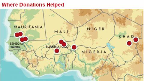 Sahel'de çatışmalarda son 5 yılda sivil ölümleri 7 kat arttı