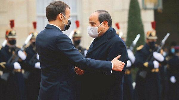 Mısır, Fransa'dan 3,75 milyar euro karşılığında 30 Rafale savaş uçağı alacak