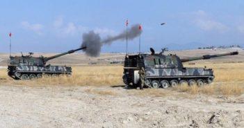 SOHR: TSK'nın Suriye'ye yönelik bombardımanında 7'si çocuk 20 sivil öldü
