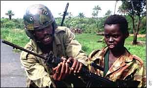 BM: Geçen yıl 8521 çocuk asker olarak kullanıldı, 2674'ü öldü