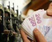 Bedelli askerlik, 2 yılda %38 artışla 43 bin 150 liraya yükseldi