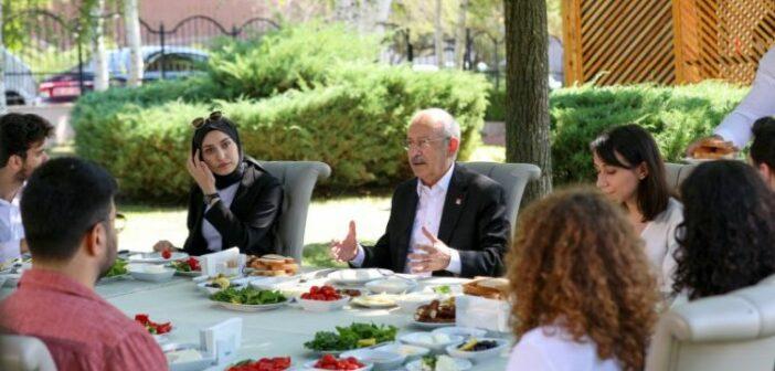 Kılıçdaroğlu'ndan 'vicdani ret' açıklaması: Belli bir olgunluğa ulaşması lazım
