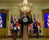 ABD, İngiltere ve Avustralya nükleer denizaltı anlaşması imzaladı, Çin tepki gösterdi