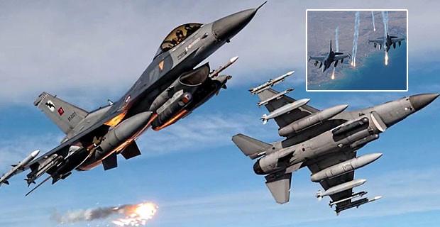 Türkiye, toplam 10 miyar dolar tutarında 40 adet F-16 almak için ABD'ye başvurdu